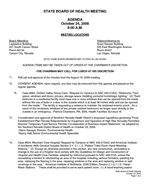 MountainView Board Of Health Variance Request
