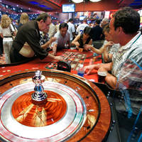 Roulette, the iconic casino game featured in numerous Hollywood movies, is making a bit of a comeback in Nevada casinos, showing marked increases this year and ...