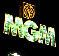 MGM Resorts International says casino occupancy at its nine Las Vegas Strip resorts is returning to 100% occupancy with no social distancing. The restrictions have been ...