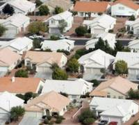 An estimated 20.2 percent of Las Vegas-area homeowners with mortgages were underwater in the quarter ending March 31. That was second to ...