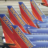 The website for Southwest Airlines was down for several hours Tuesday, forcing customers to contact the airline directly or use airport kiosks to check on flights or ...