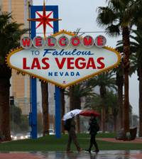 Southern Nevada's governments would have been $2.1 billion poorer if no tourists had come to Las Vegas in 2016. ...