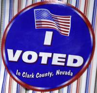 Voters can start casting their ballots Saturday in Nevada's primary election. The state's popular early voting period runs for two weeks through June 8 and gives Nevadans a chance to avoid the rush at ...