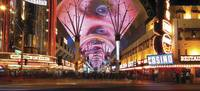 The Viva Vision light show canopy on Fremont Street — already the world's largest single video screen — is being replaced with a newer, brighter model. And, officials say, upgrades to the existing ...