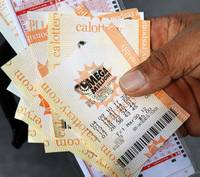 Freney hit a $191 million Mega Millions lottery jackpot on Jan. 27, using 61, 53, 54, 17, 37 and Mega Ball 8. He purchased the ticket for $1 at Primm Valley Lotto ...