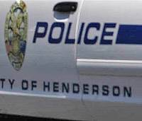 A man in a motorized wheelchair was hit by a car and killed this morning while riding in a bike lane along Boulder Highway, according to the Henderson Police Department. The man was taken to ...