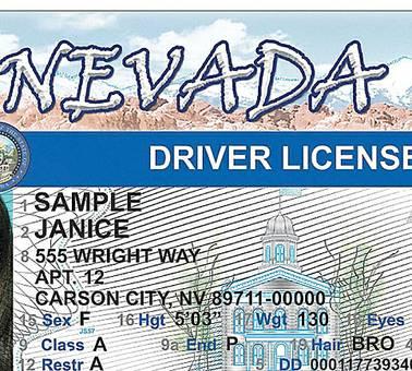 nevada dmv drivers license name change