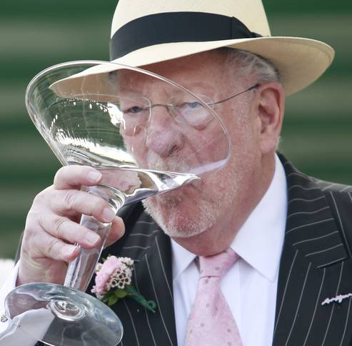 An Oscar Goodman-Pete Rose gambling summit? Bet on it
