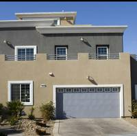 Las Vegas home prices continue to rise as investors, lured here by the recession's bargains, keep backing out. The median sales price of previously owned single-family homes ...