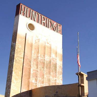 The city of Las Vegas is facilitating the purchase of the shuttered Huntridge Theater, and local real estate guru J Dapper will help develop the project ...