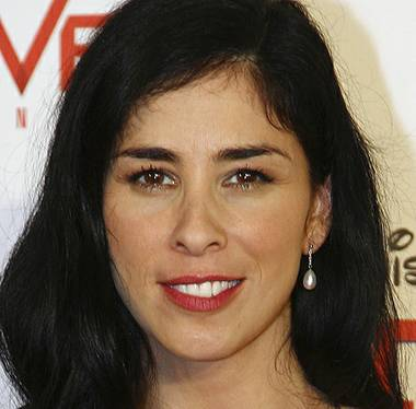 "Sarah Silverman has no overarching strategy about her live performances. She doesn't seem to have any strategy, actually. ""This opportunity just kind of came up, and I went, 'Yeah!,'"" Silverman said."