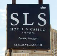 SLS Las Vegas announced today that it is taking room reservations online for visits starting Aug. 25, just ahead of the casino's grand opening...