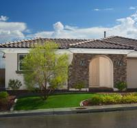 The median sales price of previously owned single-family homes in Southern Nevada last month was $190,000, an increase of...