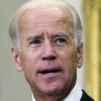 "Former Vice President Joe Biden said the economic playing field in the U.S. has been tilted in favor of corporate CEOs and vowed to ""rebuild the middle class"" if ..."