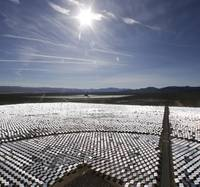 The Gemini Solar Project will be constructed on 7,100 acres of public land managed by the Bureau of Land Management ...