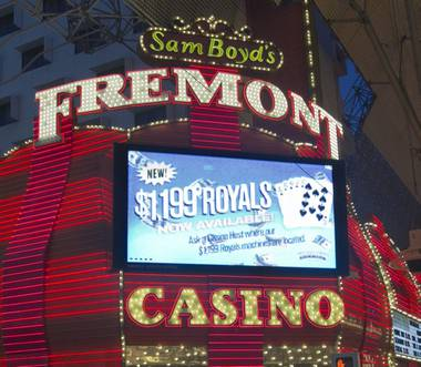 A slot player from Hawaii hit an almost $790,000 jackpot at a downtown Las Vegas casino, then topped it off by winning another ...