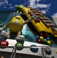Showcase Mall, the Strip retail center known for its giant Coke bottle and M&M's out front, has a new landlord. The sale, one of the more lucrative in Las Vegas in recent years for nonresorts, is a rarity because ...