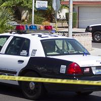 An 18-year-old student was fatally shot on the outskirts of Canyon Springs High School Tuesday afternoon, prompting an extensive response from law enforcement who initially thought ...