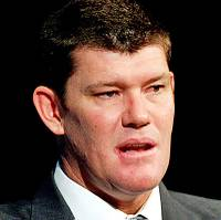 Australian billionaire James Packer is in talks to develop a Las Vegas Strip resort on land once occupied by the New Frontier after buying a piece of a loan backed by ...