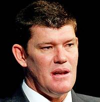 Australian casino mogul James Packer took a bath on the Fontainebleau, sinking hundreds of millions of dollars into the doomed Las Vegas resort. But that didn't turn him off from ...