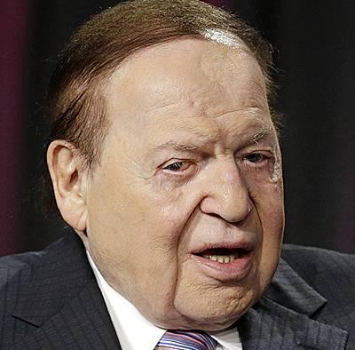 Follow Sheldon Adelson's money toward gun safety - Las ...