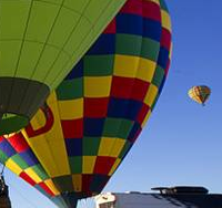 Kim Anderson is CEO of Southern Hills Hospital and Medical Center and the visionary behind the annual Balloon Festival, which lands in Las Vegas this weekend. He talks about how the festival got started, the growth ...