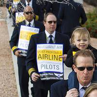 Airline pilots face more barriers than almost any other set of U.S. workers to legally go on strike, experts say, and such walkouts rarely occur. One lasted just minutes before ...
