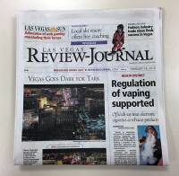 A claim by the Las Vegas Review-Journal that the Las Vegas Sun has breached a decades-old Joint Operating Agreement can move forward in Clark County District Court ...