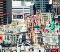 The Las Vegas Strip is the brightest spot on Earth, famous for operating 24/7 and for its opulent displays that include fountains, massive buffets and more. But perhaps unbeknownst to some is ...