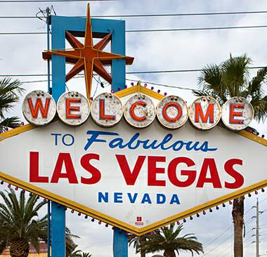 Las Vegas drew a record number of visitors last year, 42.9 million people, even more than tourism officials had predicted. The numbers were part of a preliminary tally of ...