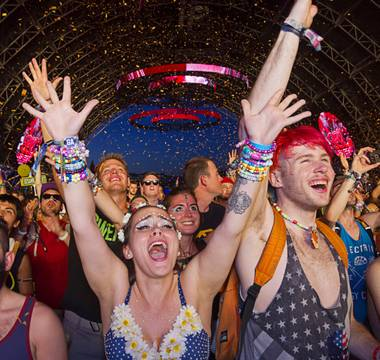 With the Electric Daisy Carnival once again rolling into town this weekend for three long nights of music and spectacle at the Las Vegas Motor Speedway, we caught up with Insomniac Events founder ...