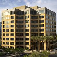 Owners of the Hughes Center office park, where Gordon Silver occupied three floors totaling about 54,000 square feet, sued the decades-old firm, alleging ...