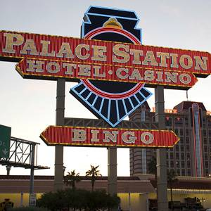 Palace Station will soon be ditching its train motif as a multimillion-dollar renovation project on the 41-year-old casino continues. The remodeling began last fall, and work on the parking lot and landscaping has ...