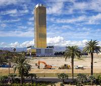 Wynn Resorts announced today it is buying 38 acres of land on the Strip across from the Wynn Las Vegas and the Encore. Most of the land — 34 acres — is on the site of the ...