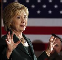 The day after former Secretary of State Hillary Clinton eked out a victory in Iowa, Labor Secretary Tom Perez urging union members in Las Vegas to turn out for the Nevada Democratic caucus in two and a half weeks. The message from Perez and others in the Clinton camp was that ...