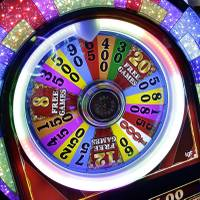 A Wisconsin man's $2 bet turned into a $1.23 million payday when he hit a Wheel of Fortune jackpot Sunday at the Fremont Hotel and Casino in downtown Las Vegas. The man, whose name was ...