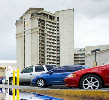 Caesars Entertainment Corp. announced Tuesday that it will launch a paid valet and self-parking initiative at eight of its nine Las Vegas properties beginning in December and ...