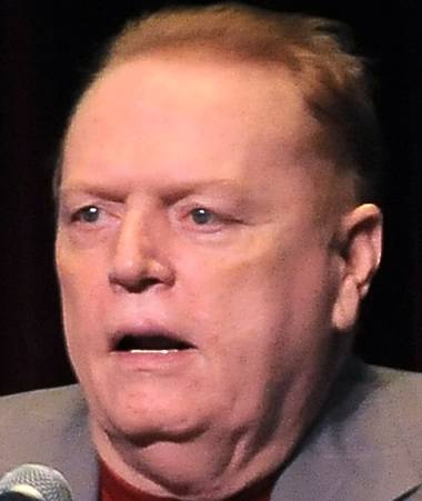 "Although Hustler publisher Larry Flynt failed to keep Donald Trump out of the White House, Flynt said he'd be watching the president-elect closely, especially for any attempt to restrict First Amendment freedoms. ""If he wants a fight, I'm ready,"" Flynt said ..."