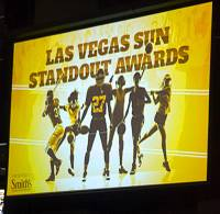 The Las Vegas Sun will again host its Sun Standout Awards in late May, celebrating the year in local high school sports — from those memorable moments to ...