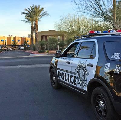 1 dead in southwest Las Vegas shooting