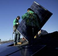Tariffs on imported solar panels could raise the cost of solar power in the years ahead, slowing adoption of the technology and costing jobs. Donald Trump has long championed trade barriers as a way to  ...