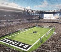 Parking proposed for Raiders games at the new Las Vegas Stadium was met with concern from Las Vegas' largest casino company at today's Las Vegas Stadium Authority board meeting ...