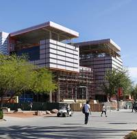 You can't say the new $59 million, 93,500-square-foot building under construction at UNLV's William F. Harrah College of Hotel Administration signals a coming of age for the program if only because ...