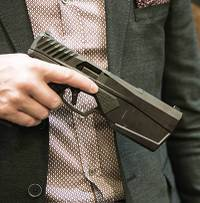 Gunmakers and dealers gathering this week in Las Vegas for the industry's largest annual conference are grappling with slumping sales and a shift in ...