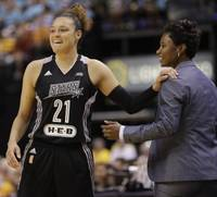 "Las Vegas is getting a WNBA franchise. The San Antonio Stars are moving to the gambling mecca after being bought by MGM Resorts International, the league said Tuesday. ""Las Vegas has ..."