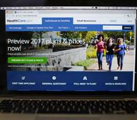 A federal judge in Texas struck down Friday the entire Affordable Care Act on the grounds that its mandate requiring people to buy health insurance is unconstitutional ...
