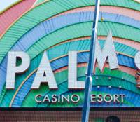 The times are changing at the Palms, and so is the familiar marquee outside the 17-year-old casino-resort on Flamingo Road. The sign, which partially featured old-style changeable ...