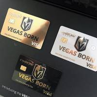Golden Knights fans have plastered the team's logo everywhere from their car bumpers to body tattoos, and now there's one more way to show team spirit — credit cards ...