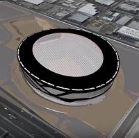 As the Raiders' Las Vegas stadium project advances, motorists passing the work site that abuts Interstate 15 will notice the progress on their daily commutes ...