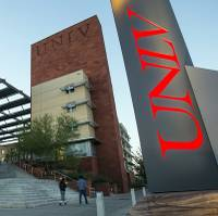 One of UNLV's top administrators is leaving the university to work alongside her old boss, former UNLV President Len Jessup. Diane Z. Chase, UNLV executive vice ...